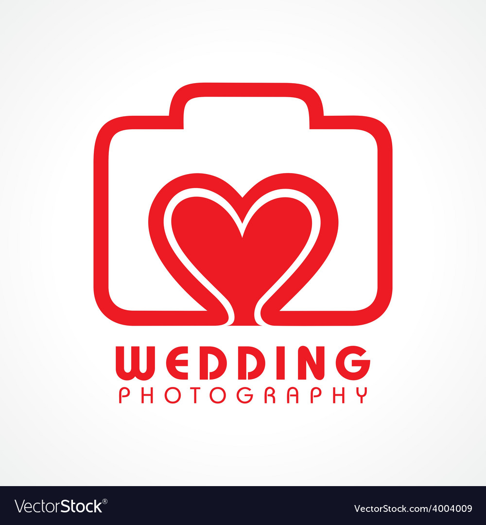 Wedding photography concept vector | Price: 1 Credit (USD $1)