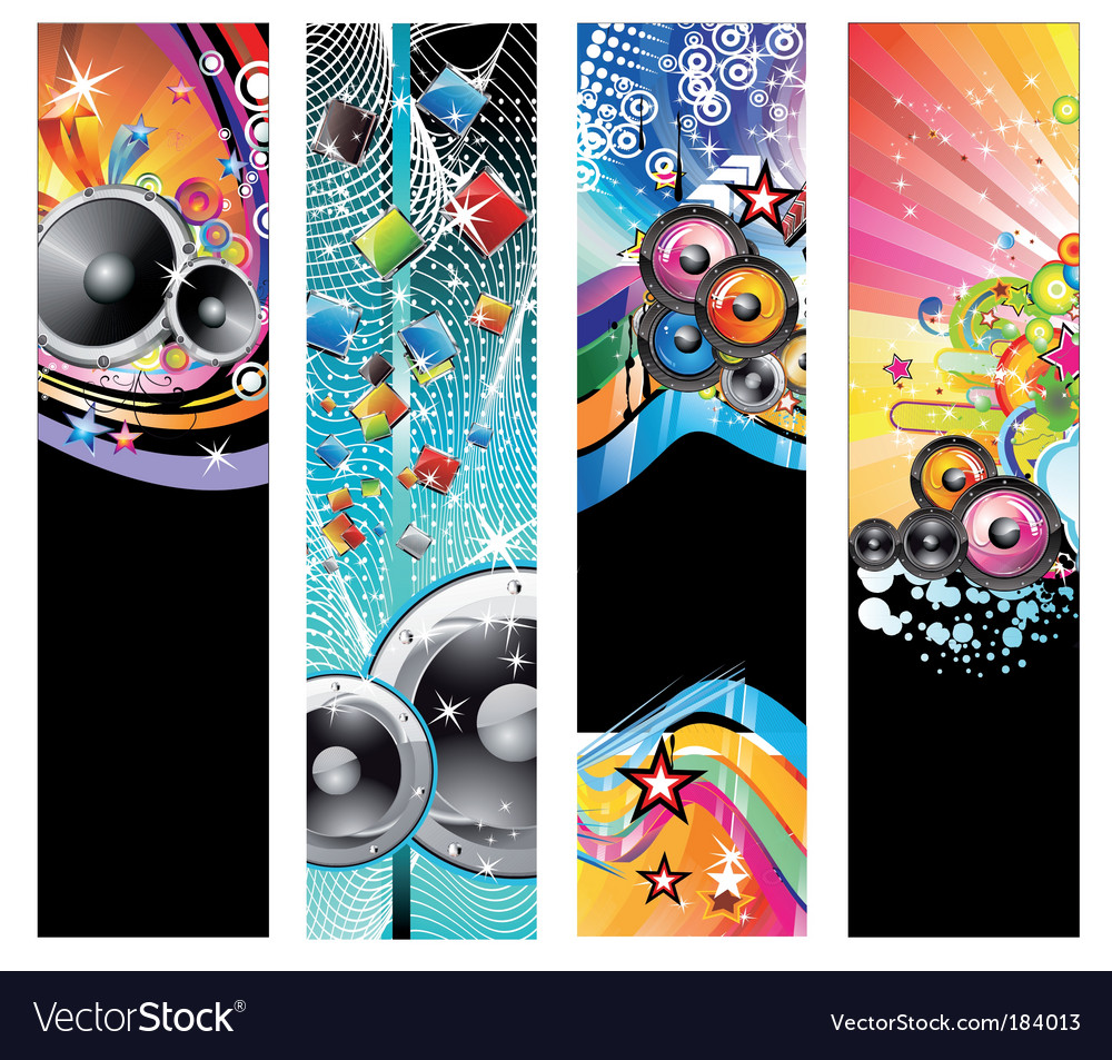 Discotheque dj flyer vector | Price: 3 Credit (USD $3)