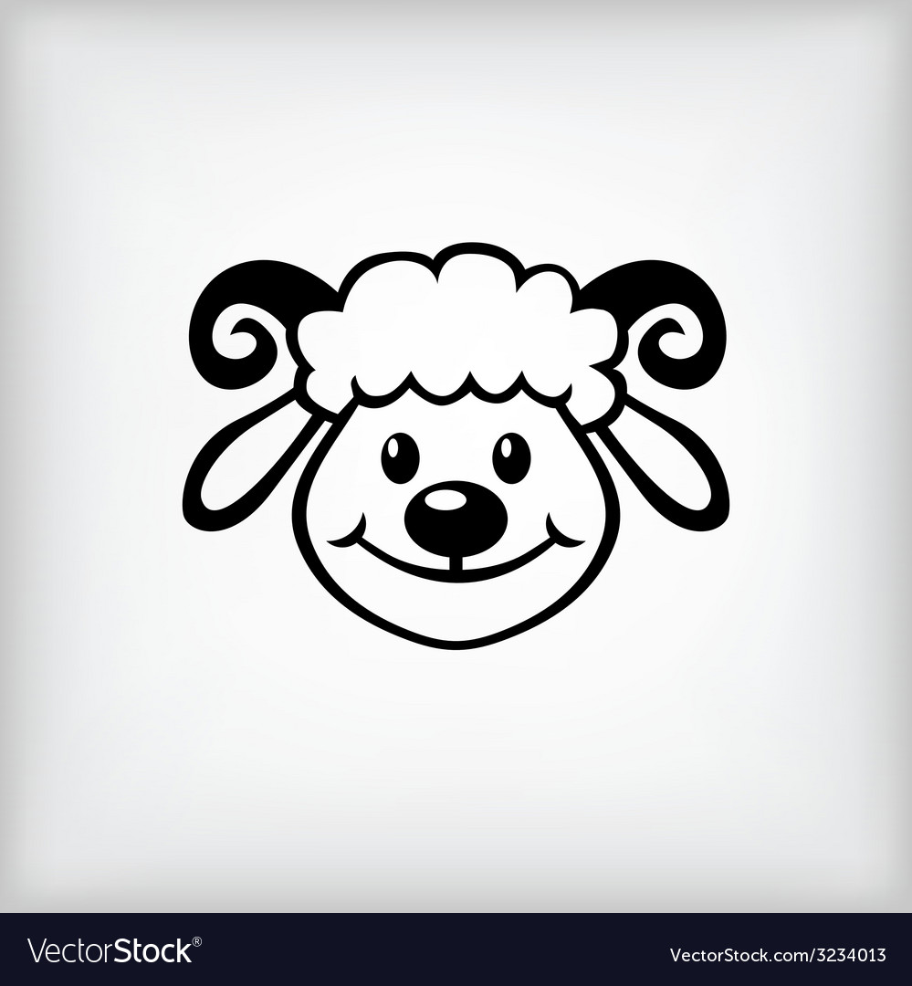 Lamb icon vector | Price: 1 Credit (USD $1)