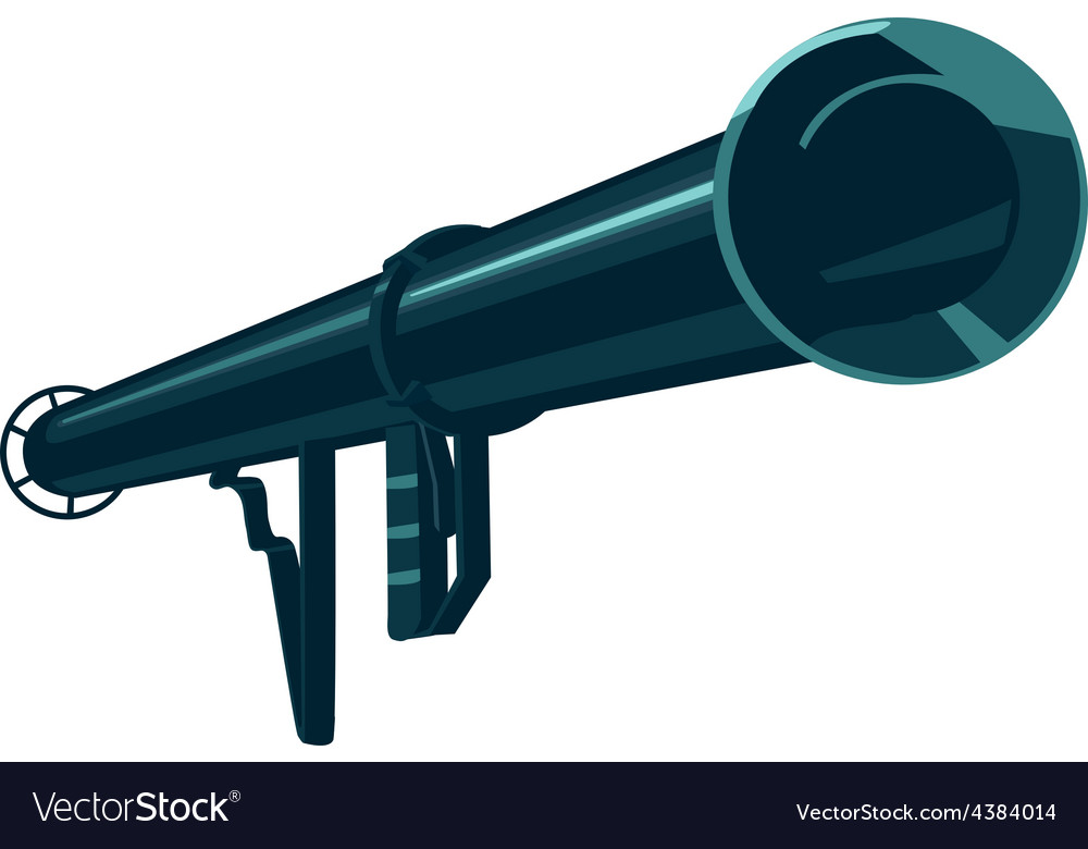 Bazooka vector | Price: 1 Credit (USD $1)