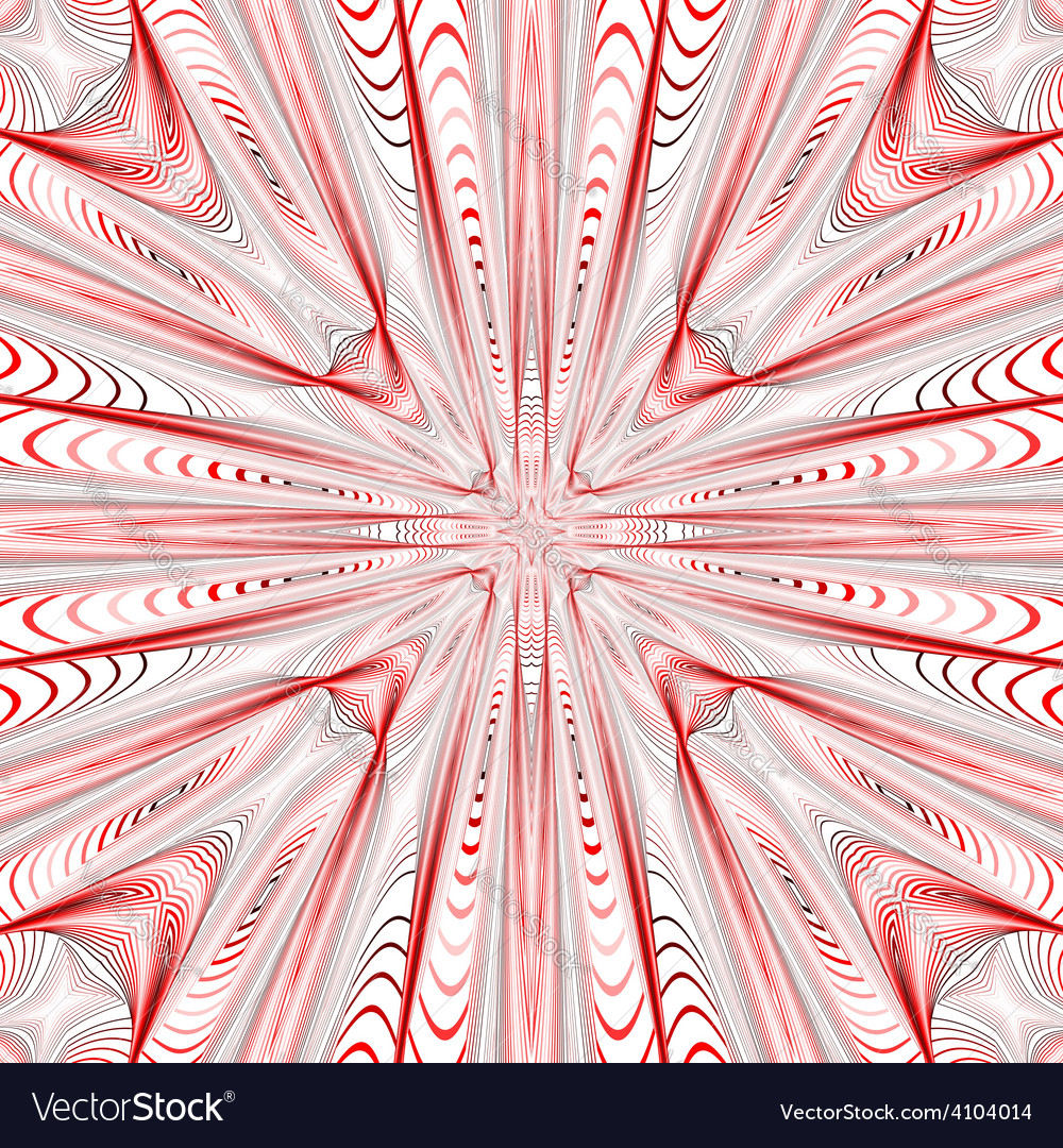 Design geometric decorative pattern vector