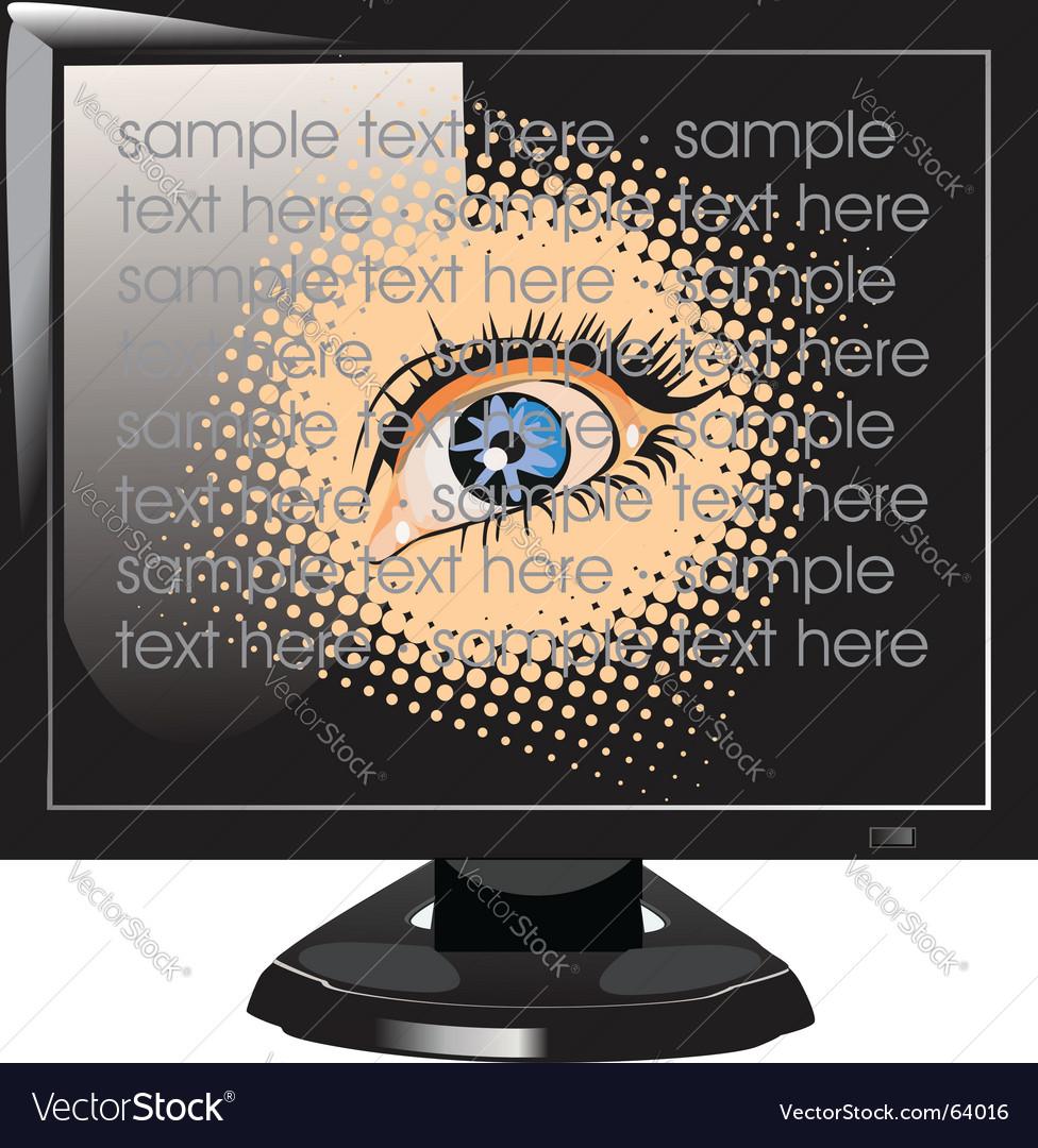 Computer vector   Price: 1 Credit (USD $1)