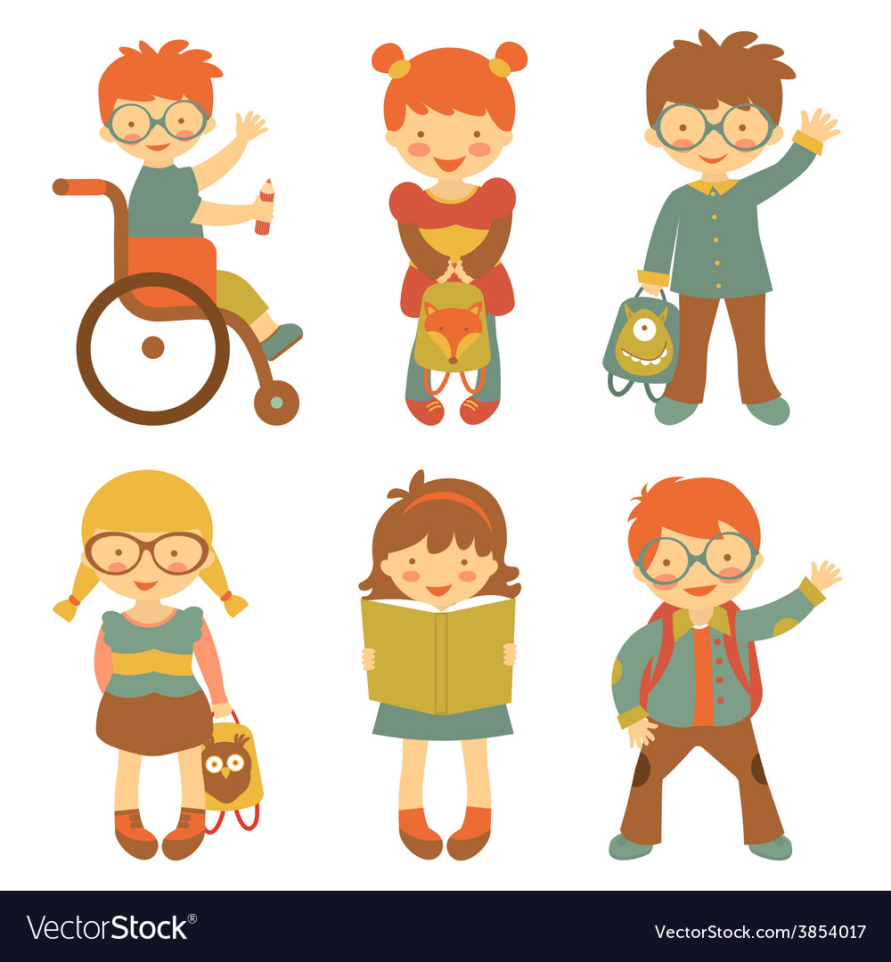 Kids collection vector | Price: 1 Credit (USD $1)