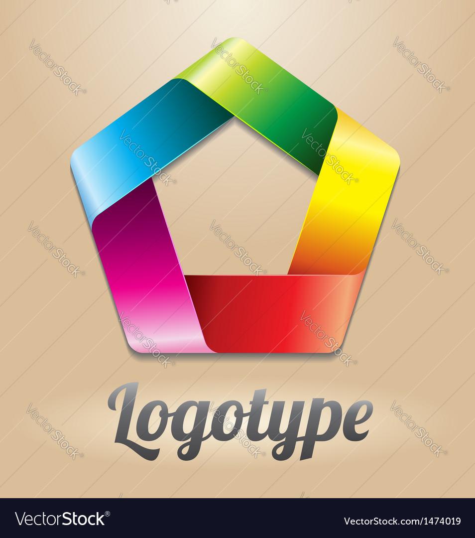 Abstact infinite loop logo template vector   Price: 1 Credit (USD $1)