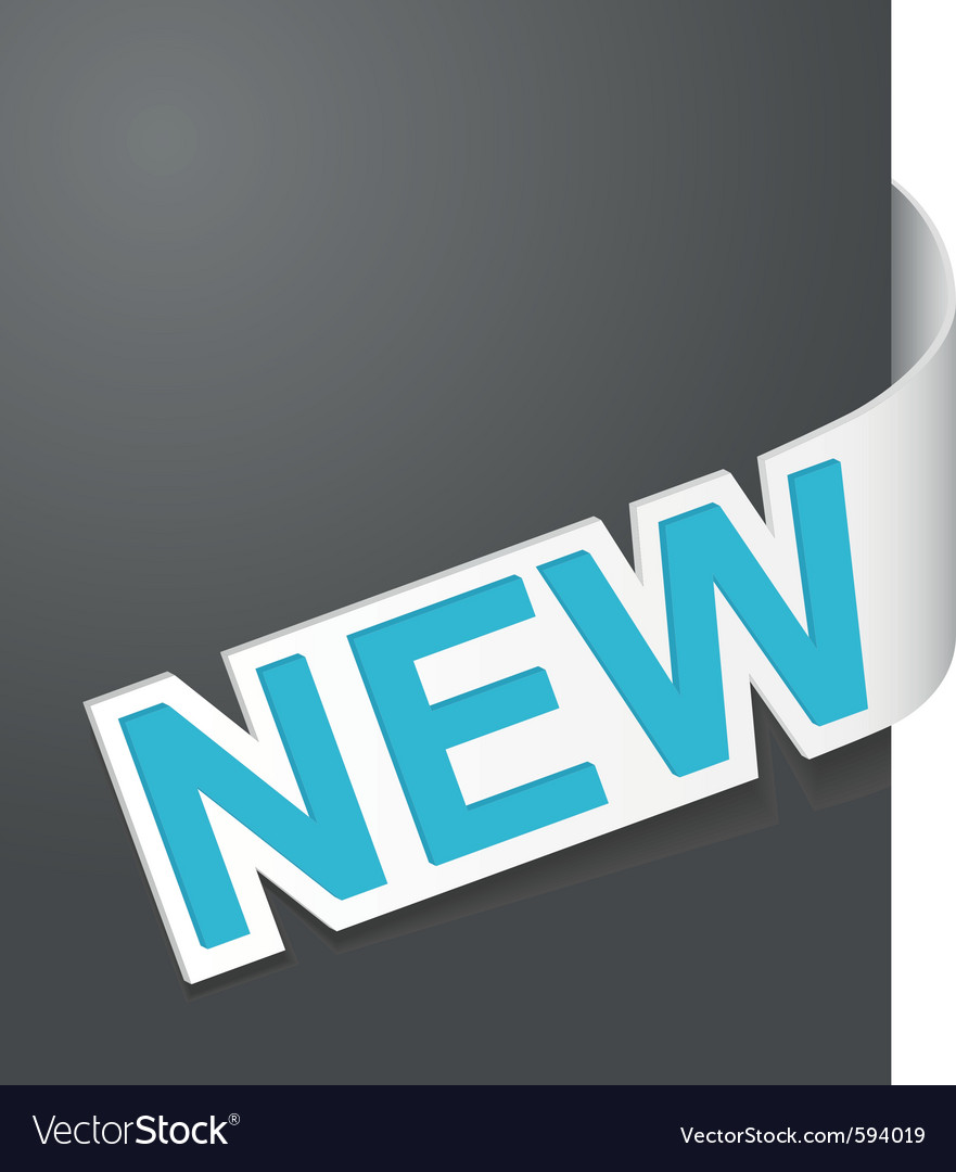 Right side sign  new vector | Price: 1 Credit (USD $1)