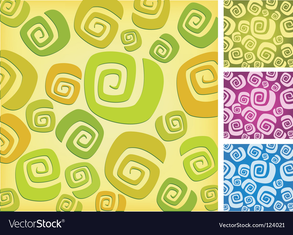 Abstract in green vector | Price: 1 Credit (USD $1)