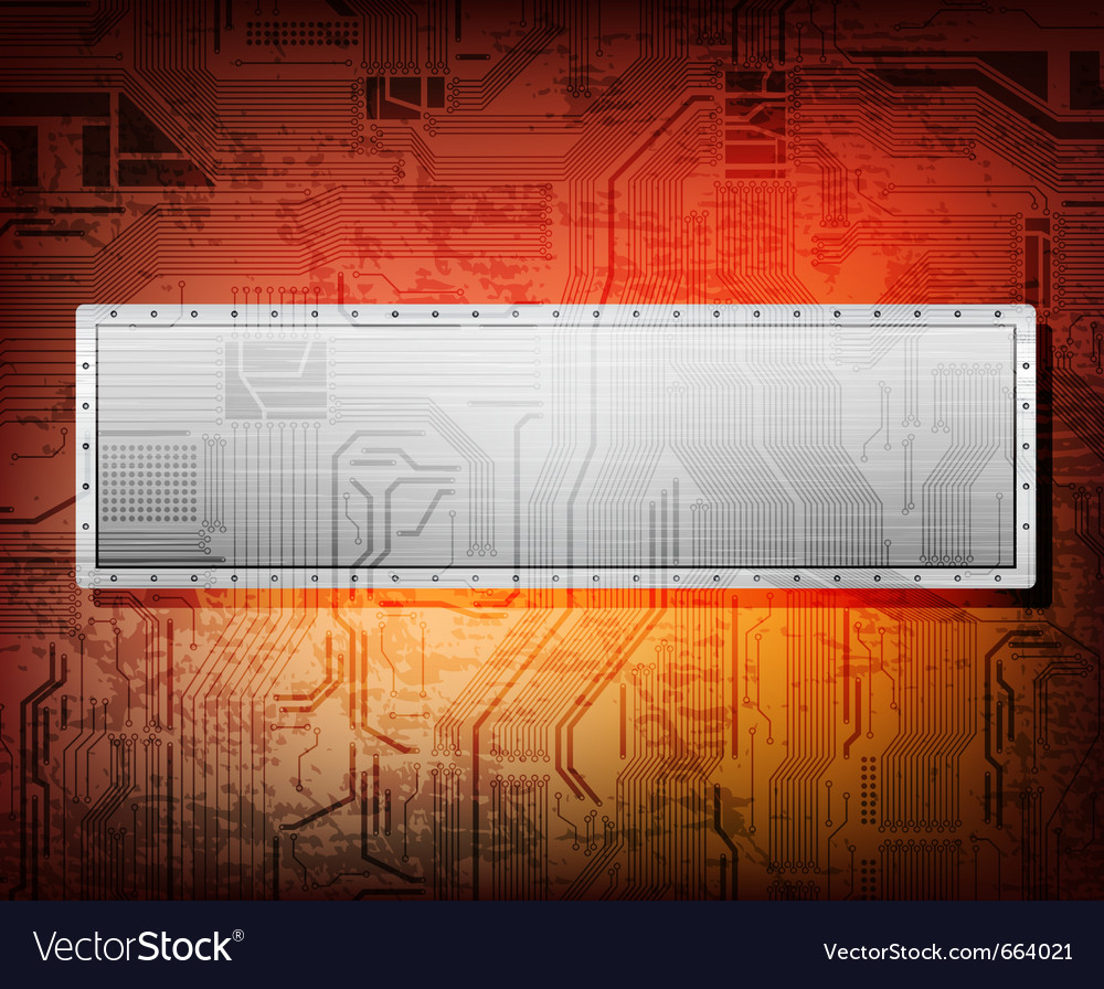 Grungy banner vector | Price: 1 Credit (USD $1)