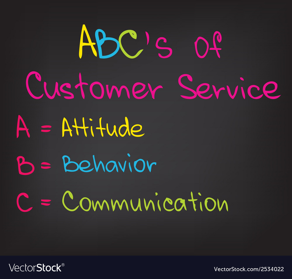 Abc approach vector | Price: 1 Credit (USD $1)