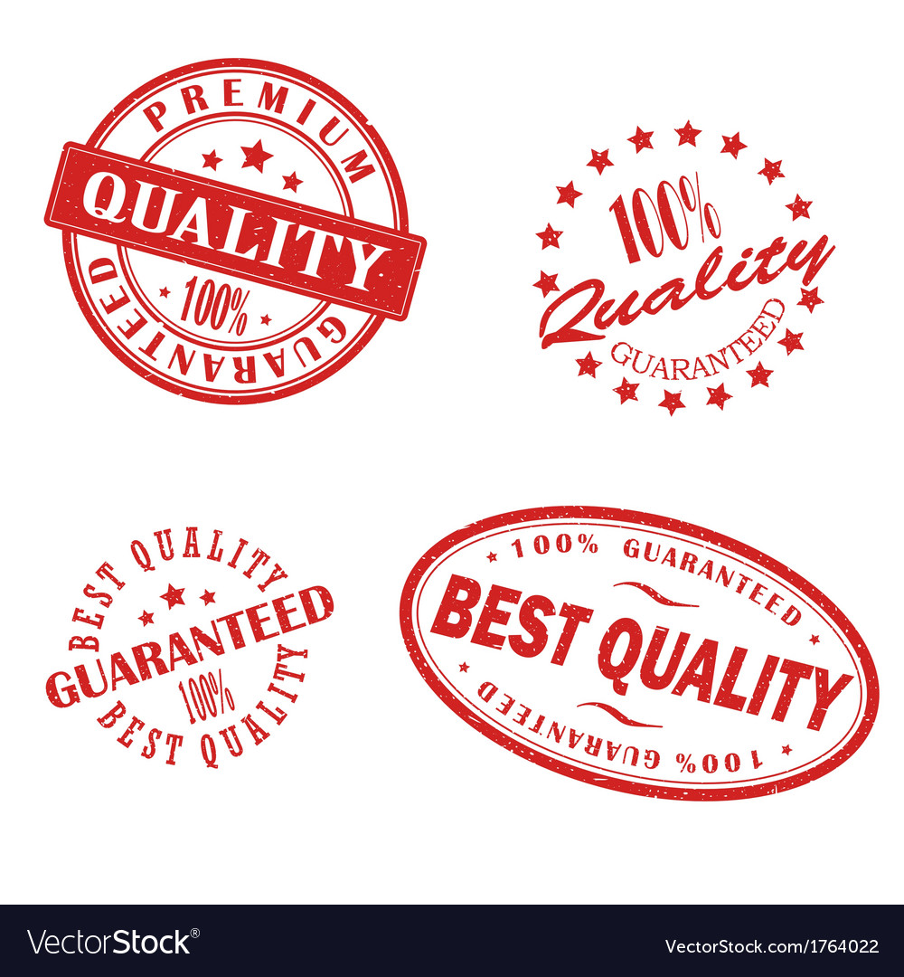 Retro vintage red stamps vector   Price: 1 Credit (USD $1)