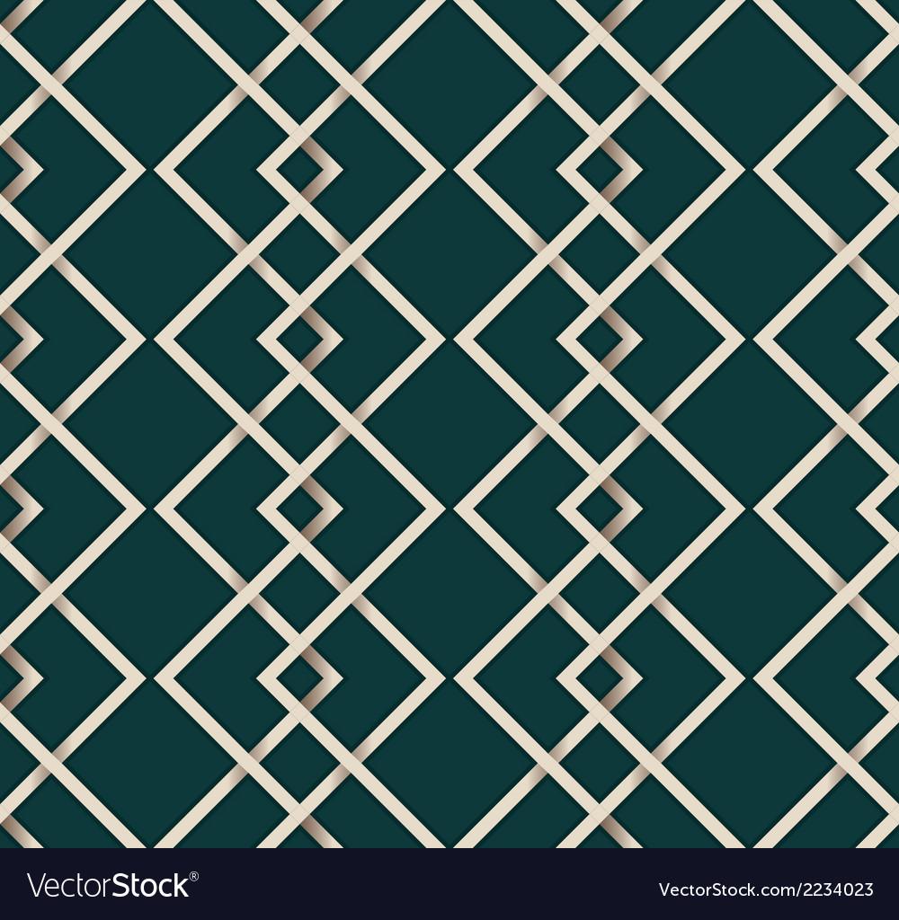 Seamless pattern line vintage vector | Price: 1 Credit (USD $1)