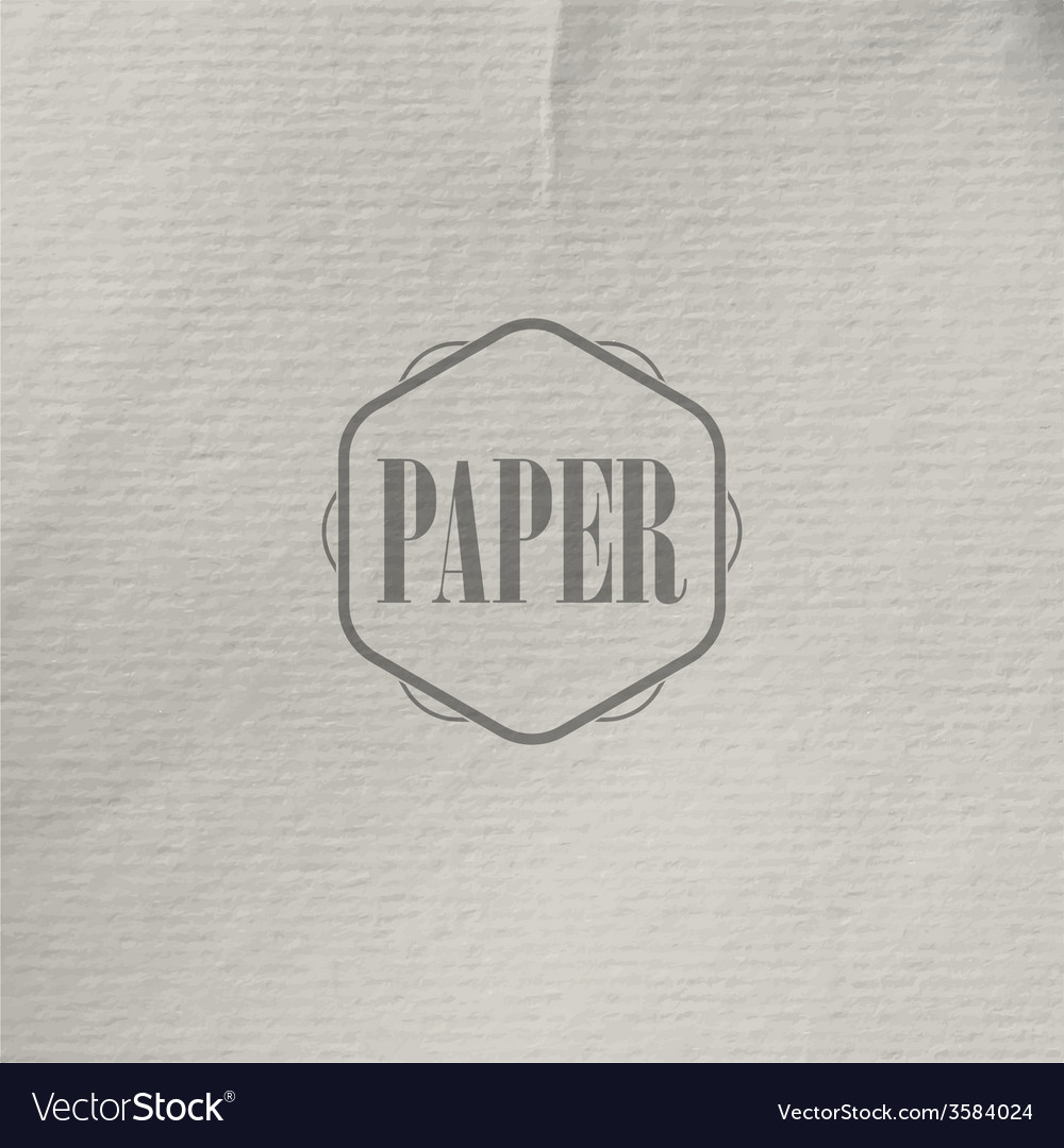 Abstract background with old crumpled paper vector | Price: 1 Credit (USD $1)