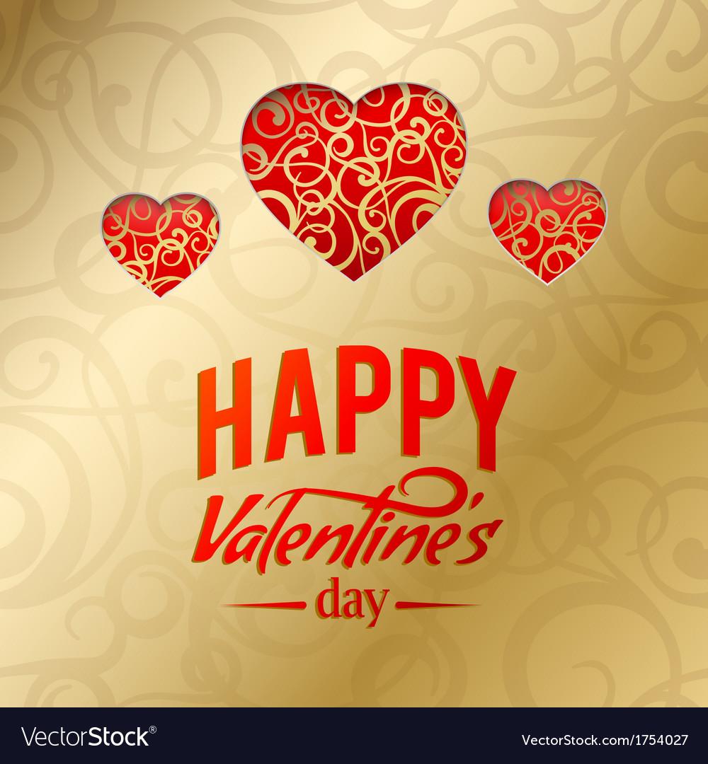 Valentine heart symbol vector   Price: 1 Credit (USD $1)