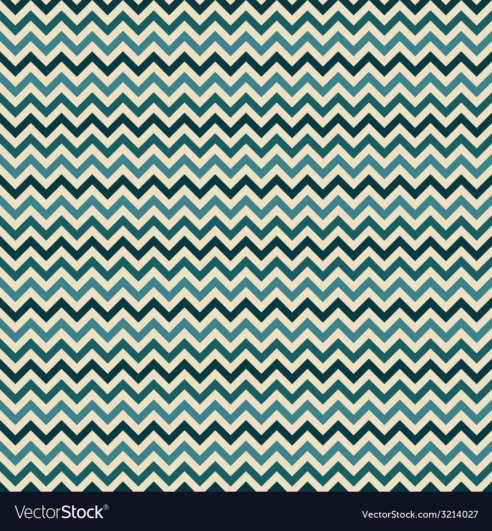 Vintage zigzag chevron pattern vector | Price: 1 Credit (USD $1)