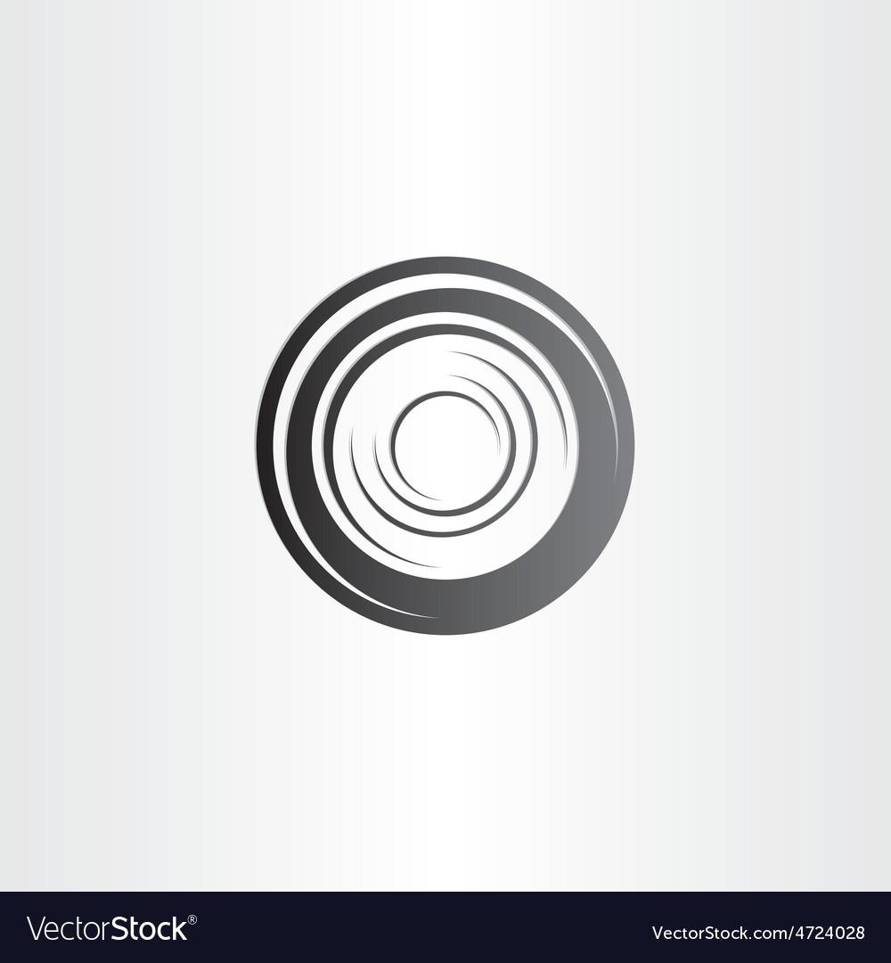 Car wheel symbol design vector | Price: 1 Credit (USD $1)