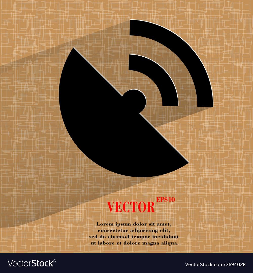 Gpsflat modern web button on a flat geometric vector   Price: 1 Credit (USD $1)