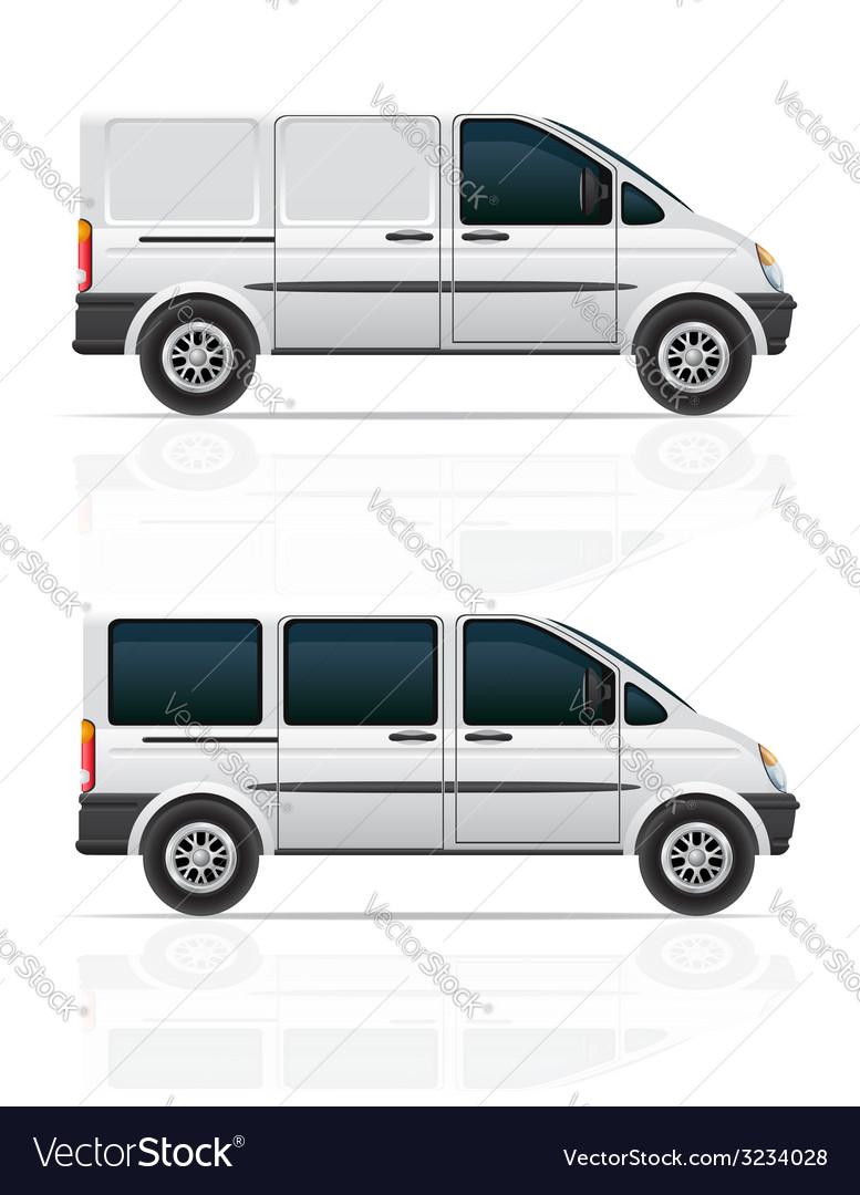 Van 03 vector | Price: 3 Credit (USD $3)