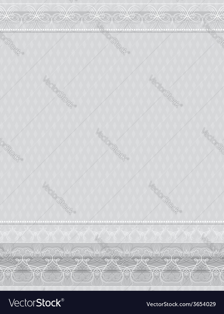Grey background with border vector | Price: 1 Credit (USD $1)