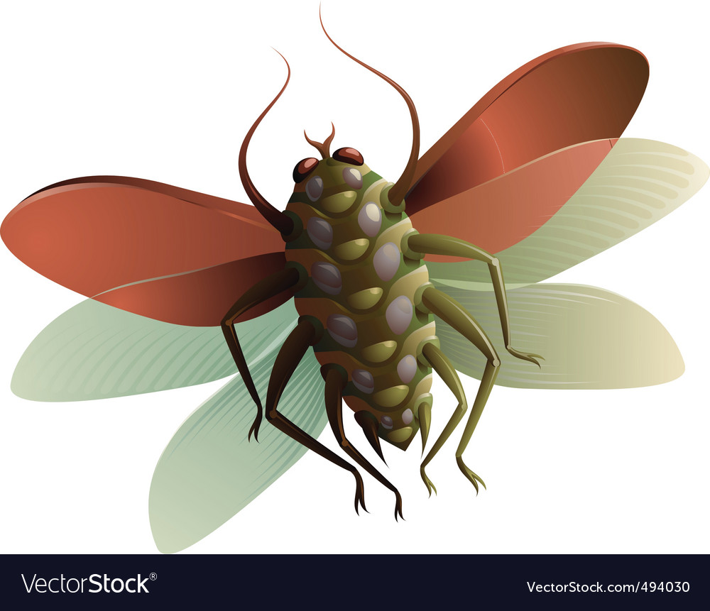 Imaginary insect vector | Price: 1 Credit (USD $1)