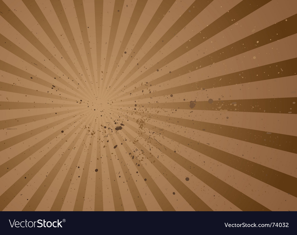 Grunge rays background vector | Price: 1 Credit (USD $1)