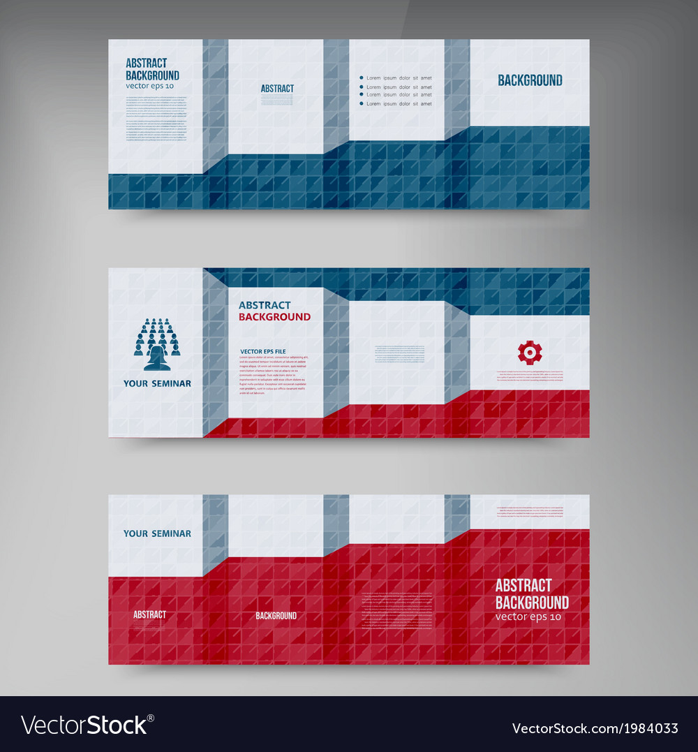 Infographics abstract background card vector | Price: 1 Credit (USD $1)