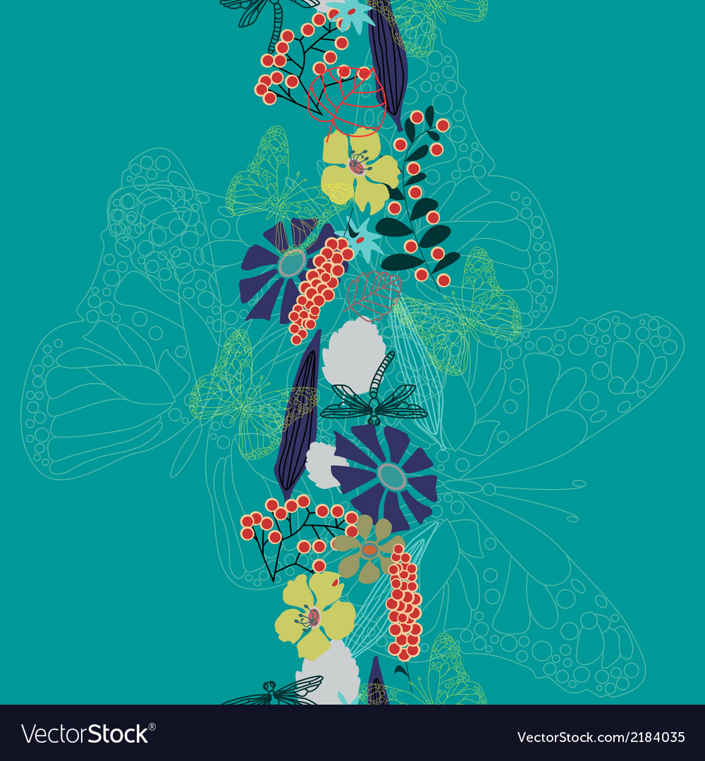 Summer bouquet vector | Price: 1 Credit (USD $1)