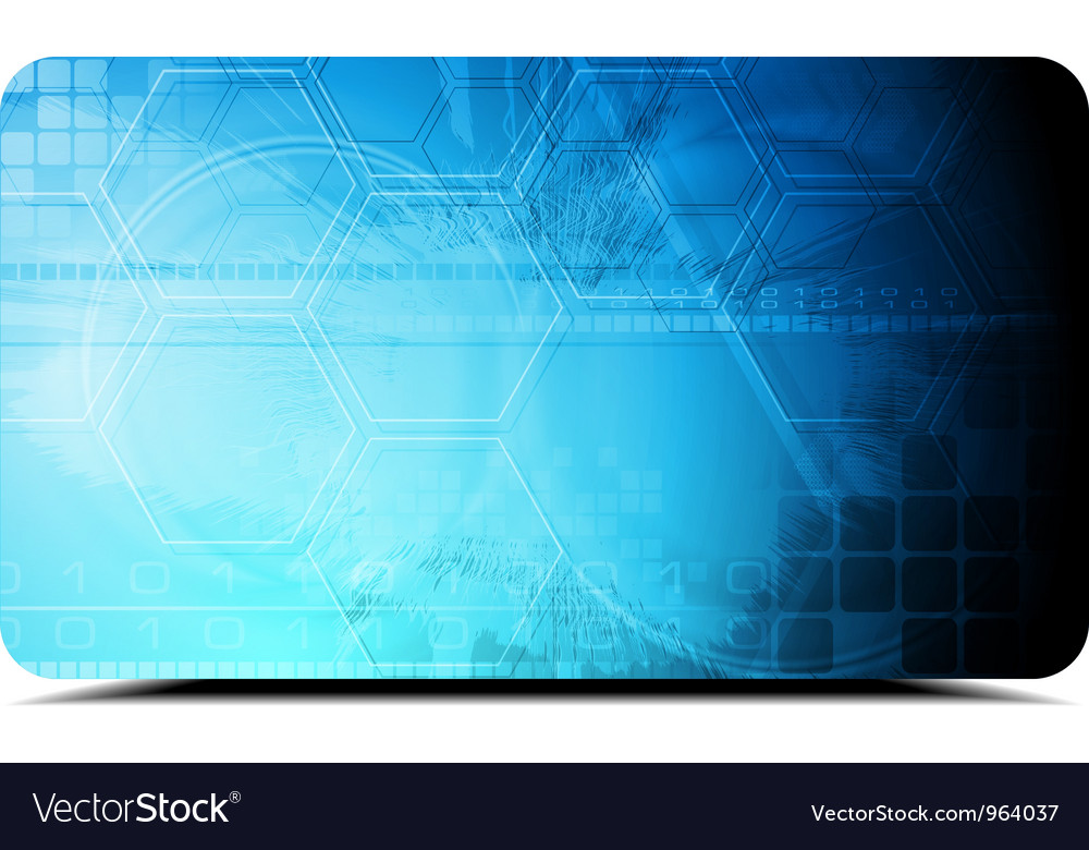 Blue background with technical elements vector   Price: 1 Credit (USD $1)