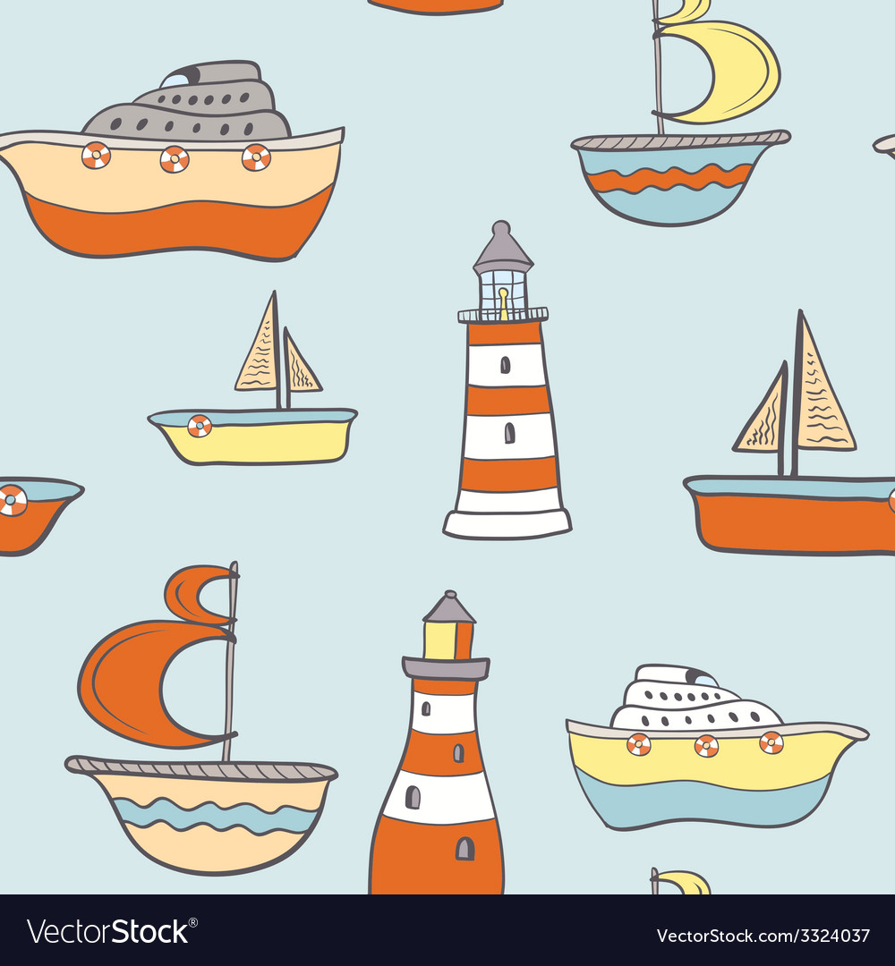 Shiplighthouse3 vector | Price: 1 Credit (USD $1)