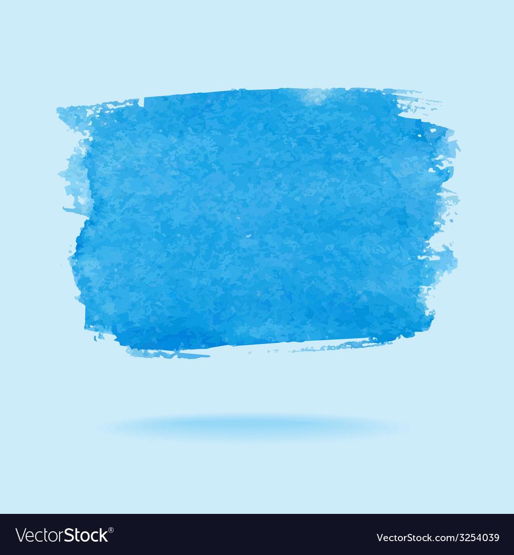 Watercolor design element vector | Price: 1 Credit (USD $1)