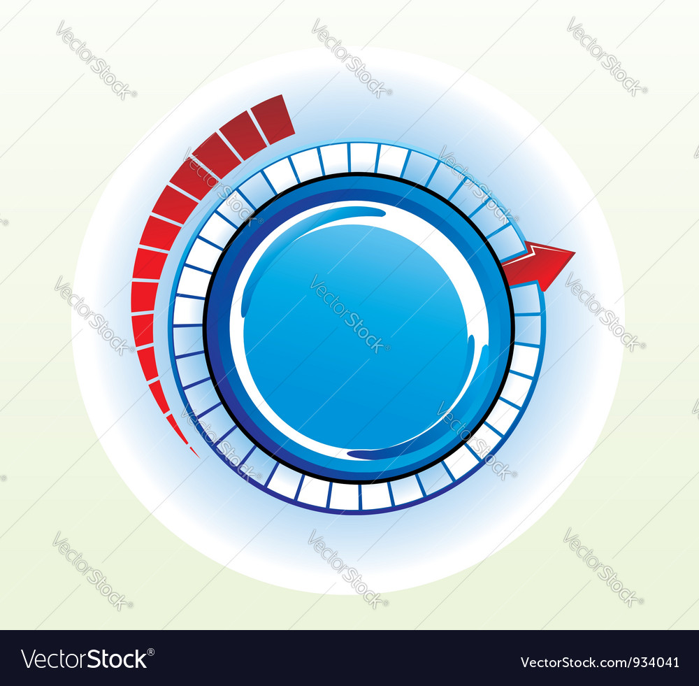 Circular switch vector | Price: 1 Credit (USD $1)