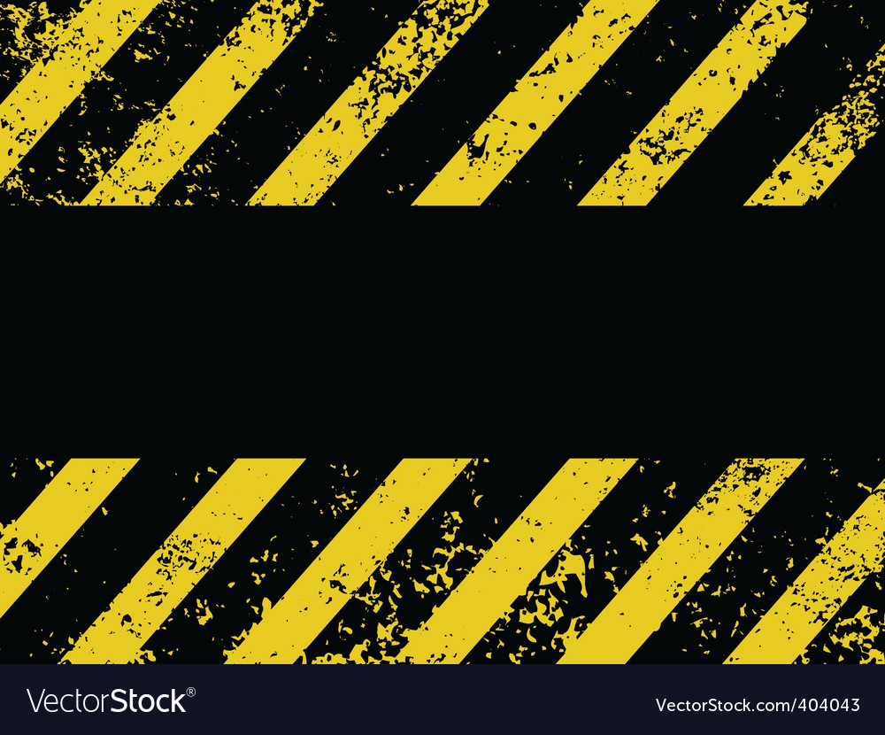 Diagonal hazard stripes texture vector | Price: 1 Credit (USD $1)