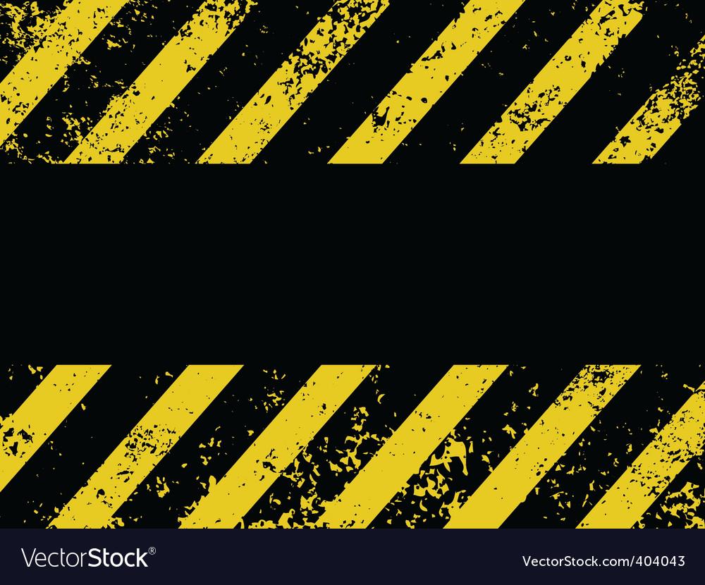 Diagonal hazard stripes texture vector | Price: 1 Credit (USD $1)