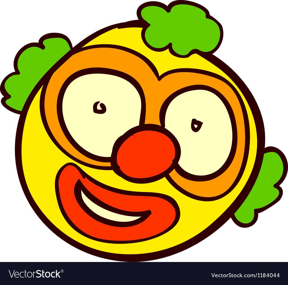 Smiley doodle 24 vector | Price: 1 Credit (USD $1)