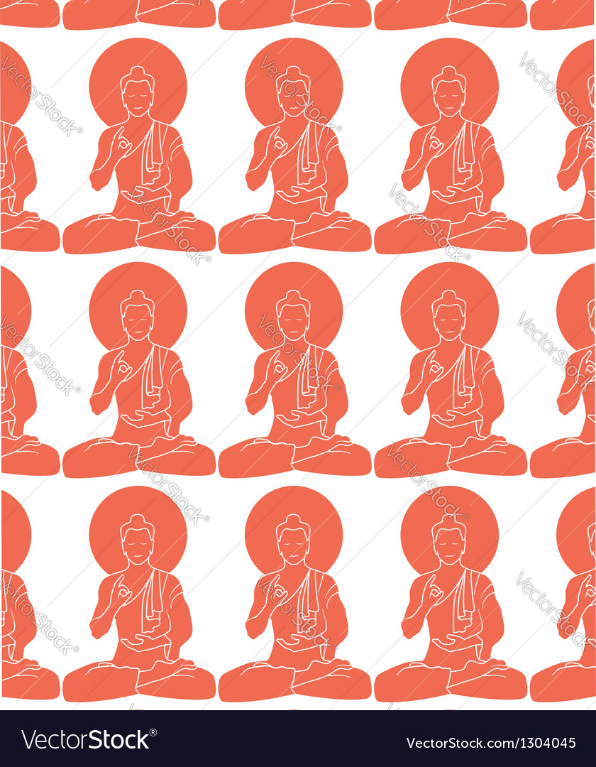 Buddhas vector | Price: 1 Credit (USD $1)