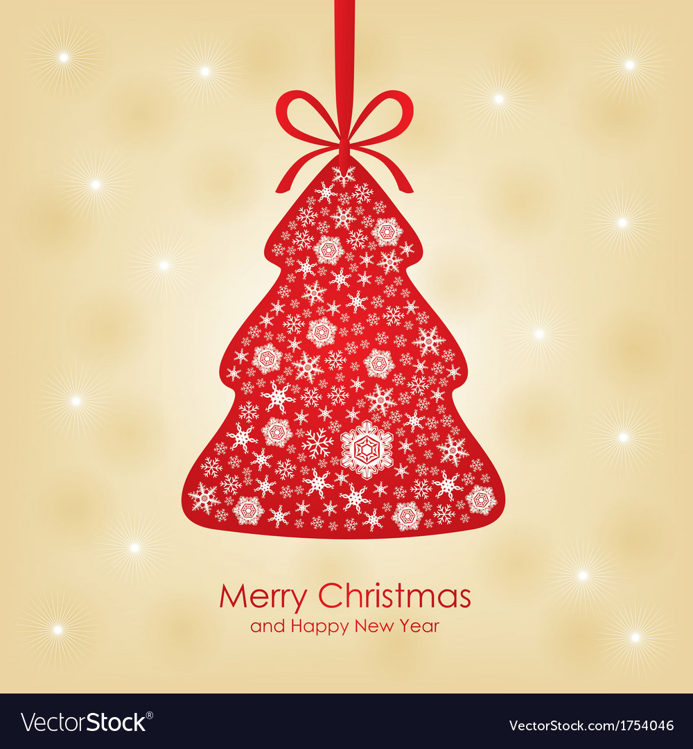 Fir xmas vector | Price: 1 Credit (USD $1)