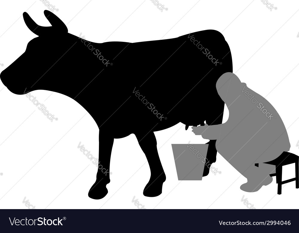 Milking vector | Price: 1 Credit (USD $1)