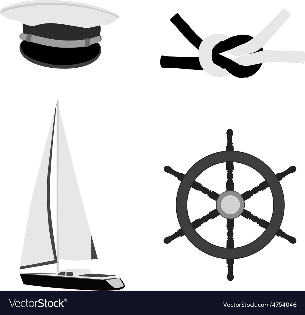 Navy set vector | Price: 1 Credit (USD $1)