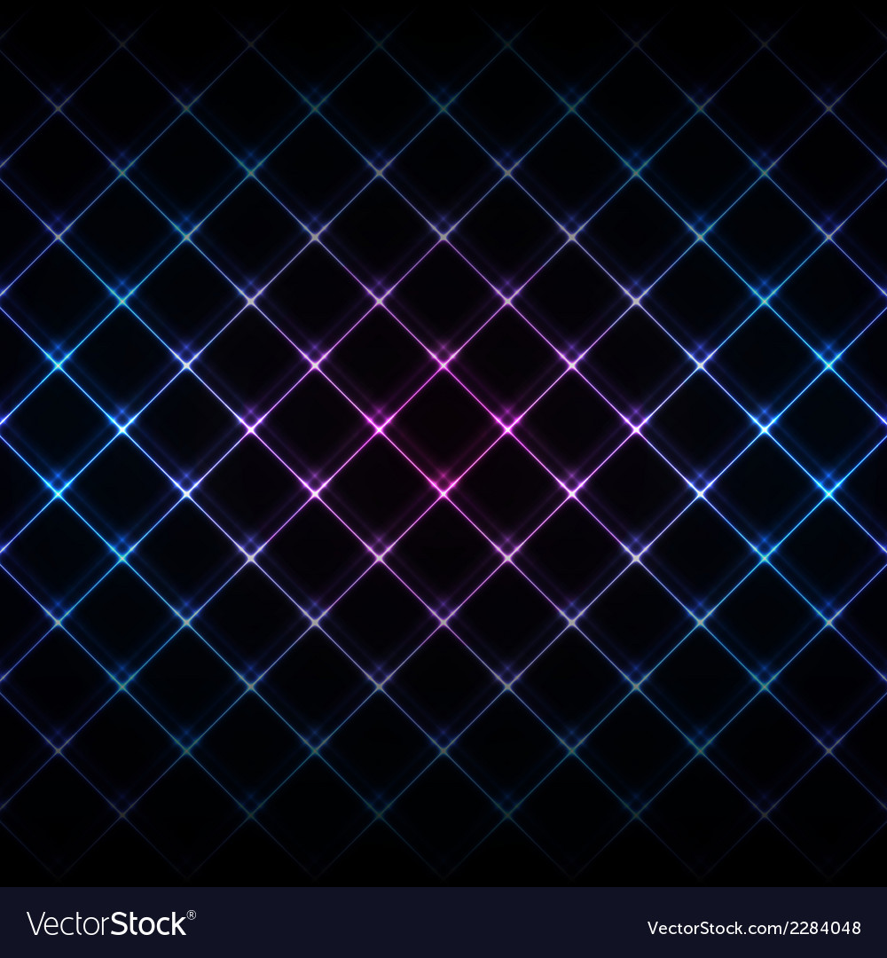 Abstract neon light black texture vector | Price: 1 Credit (USD $1)