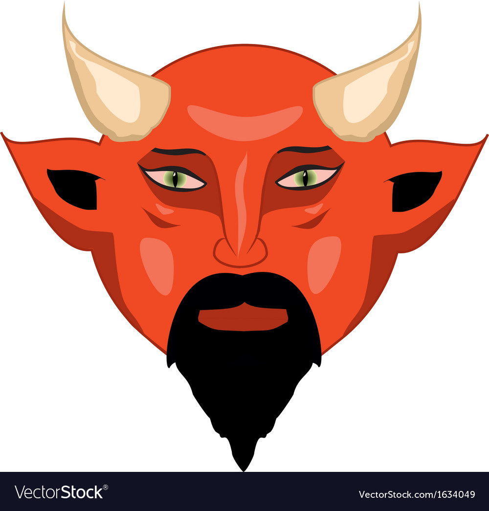 Devil vector | Price: 1 Credit (USD $1)