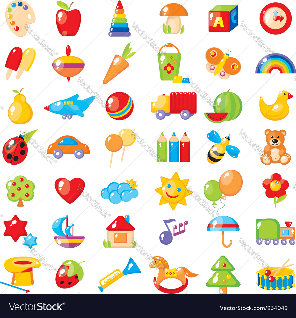 Pictures for children vector | Price: 3 Credit (USD $3)