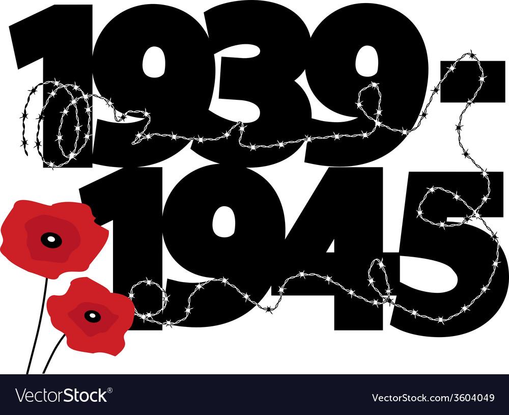 World war ii vector | Price: 1 Credit (USD $1)