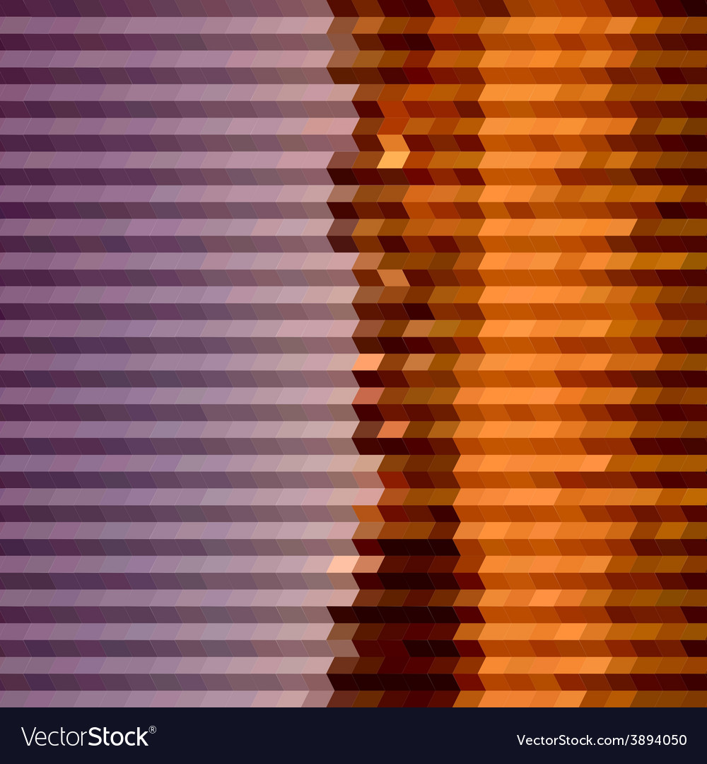 Brown purple abstract low polygon background vector | Price: 1 Credit (USD $1)