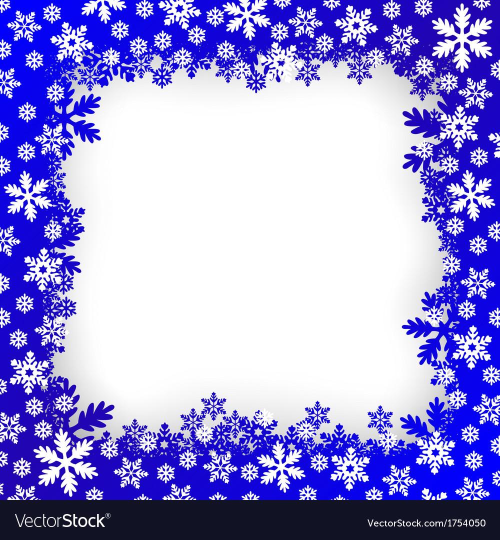 Christmas snow vector | Price: 1 Credit (USD $1)