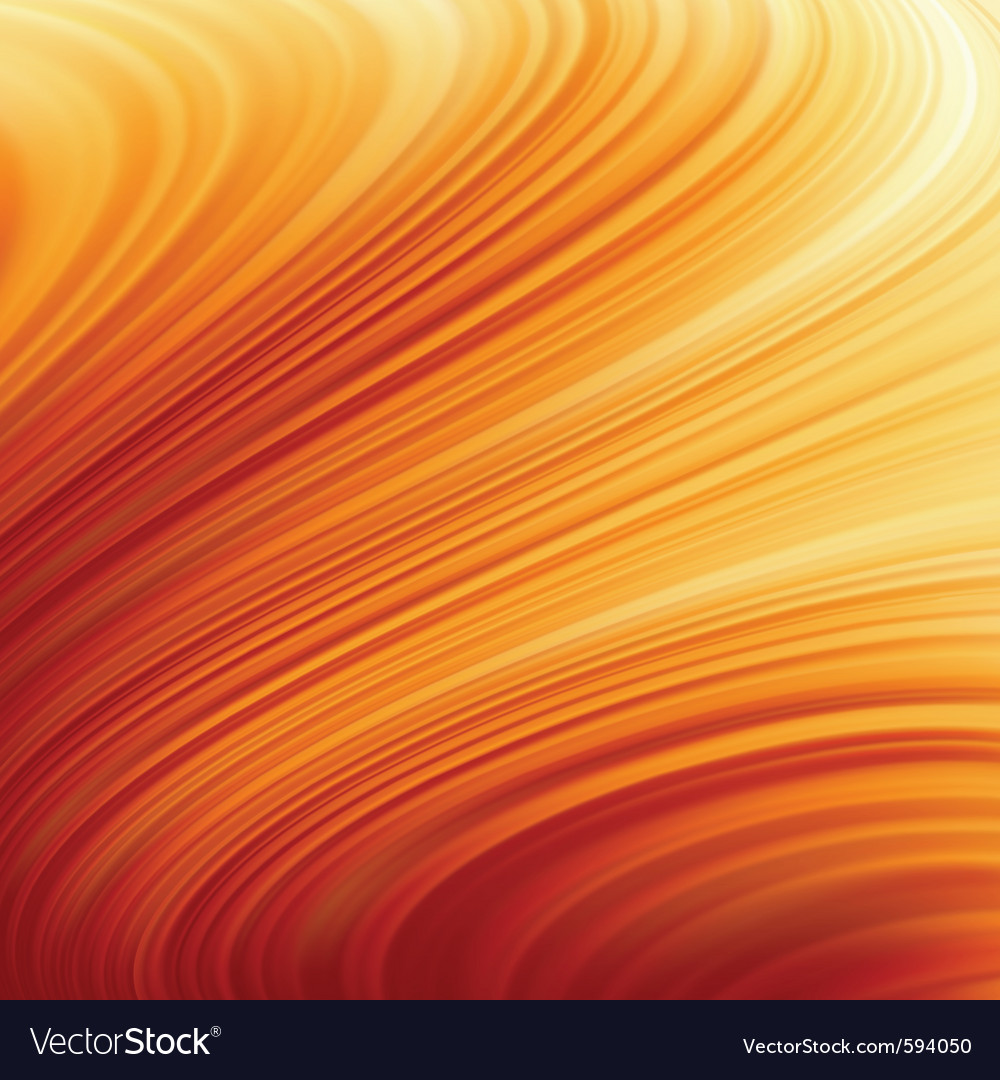 Firey flow background vector | Price: 1 Credit (USD $1)