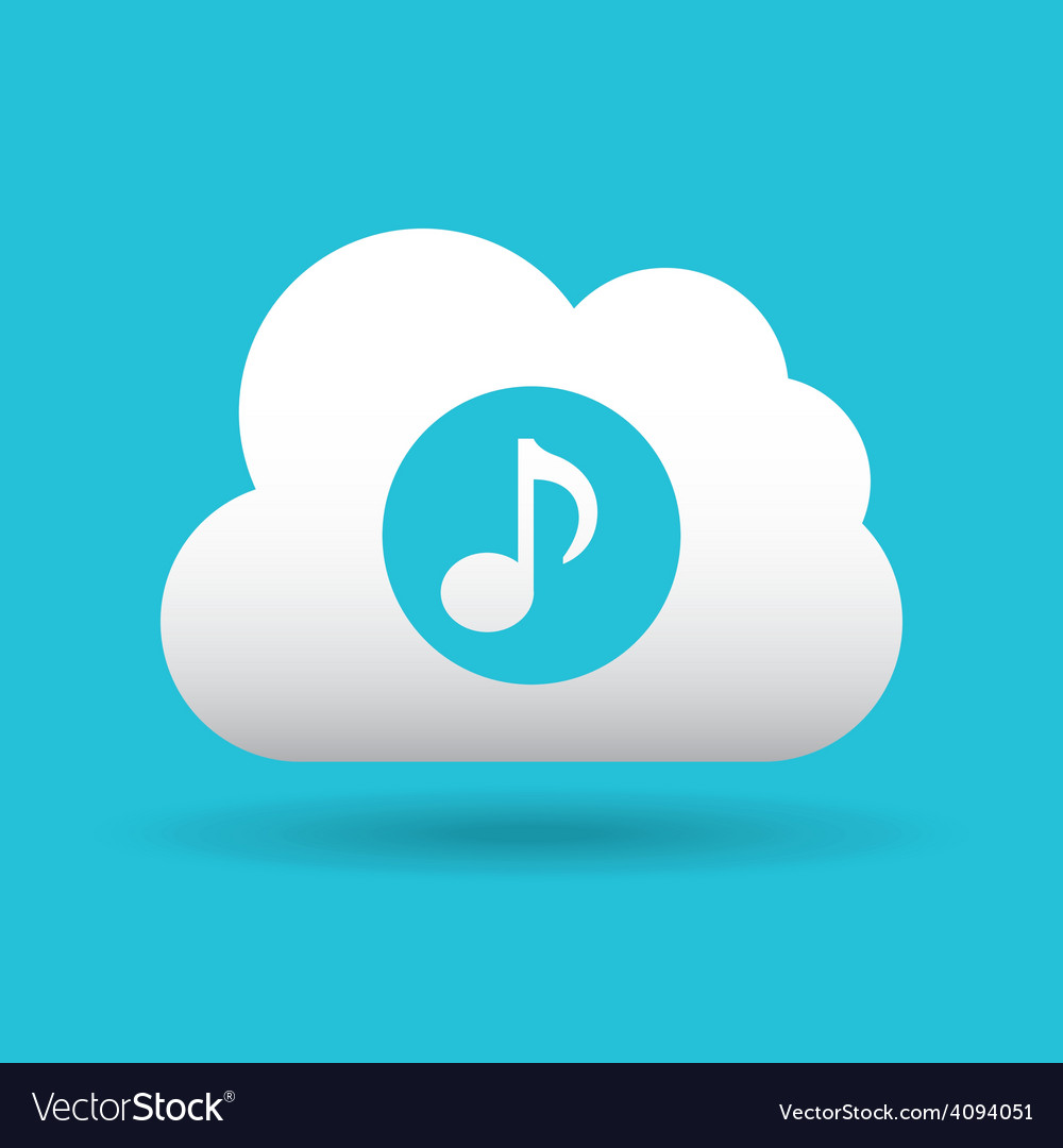 Digital music vector | Price: 1 Credit (USD $1)