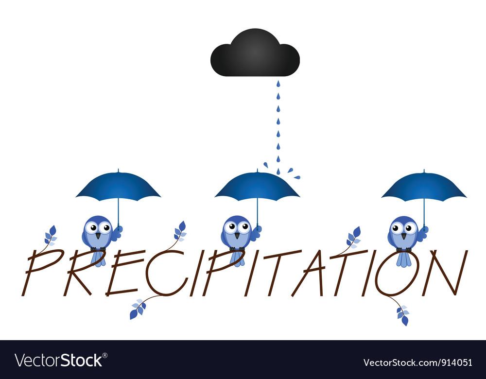 Precipitation vector   Price: 1 Credit (USD $1)