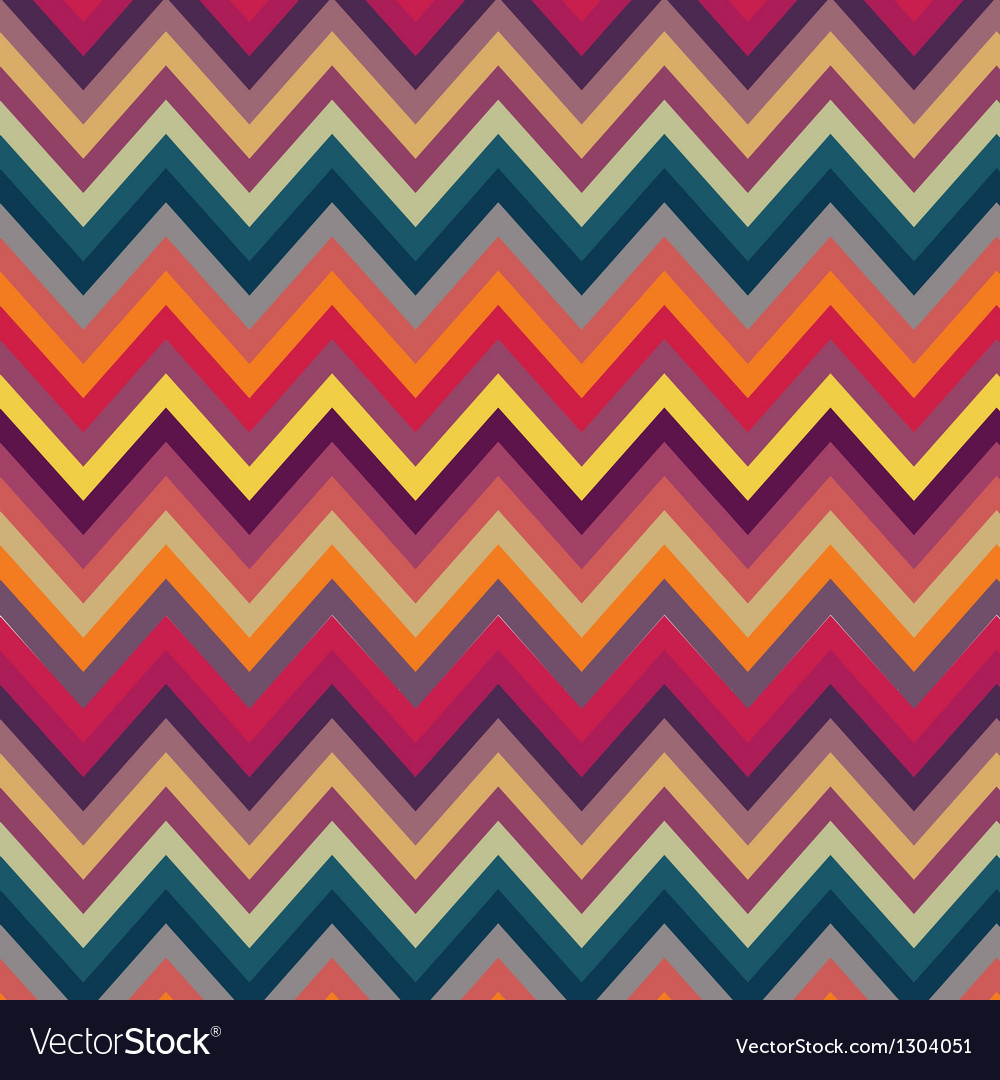 Zigzag pattern vector | Price: 1 Credit (USD $1)