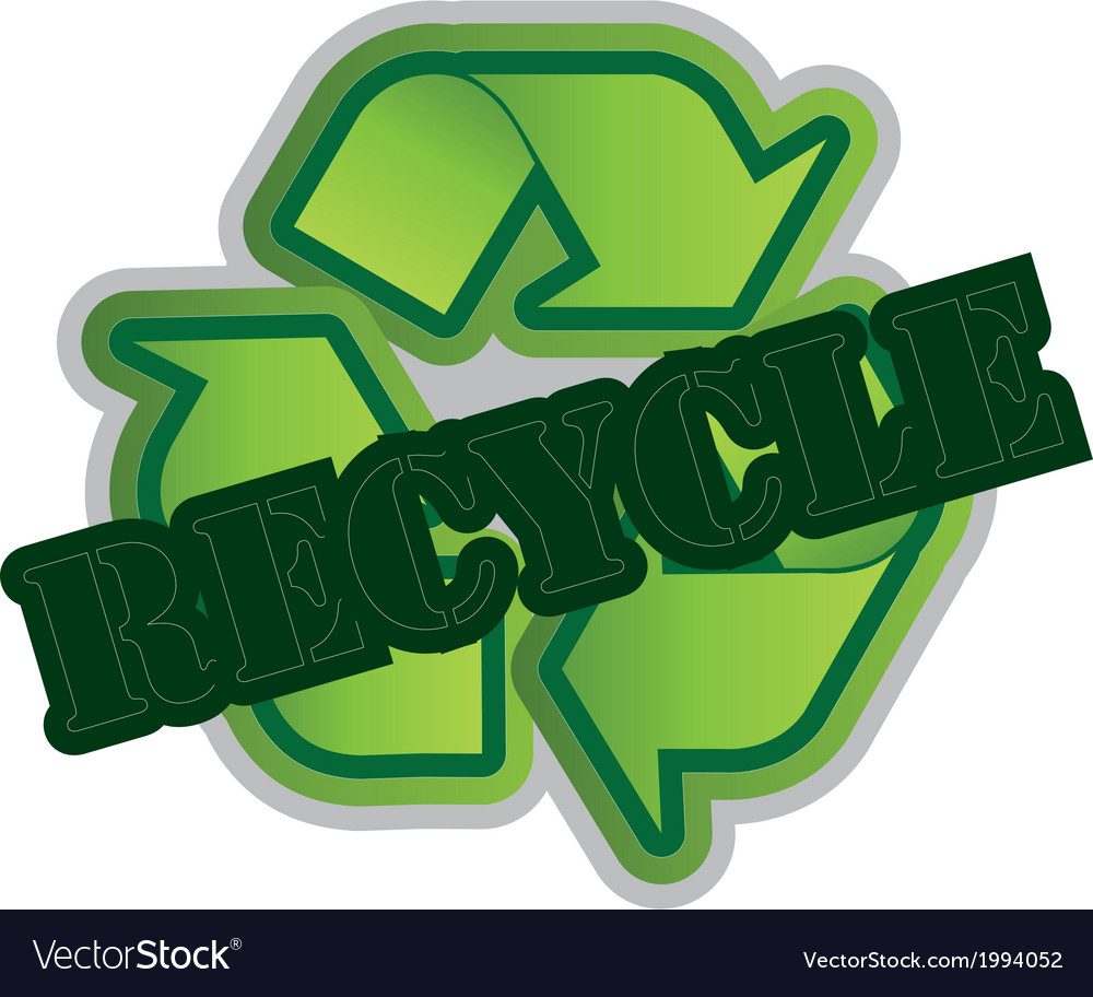 Recycle6 vector | Price: 1 Credit (USD $1)