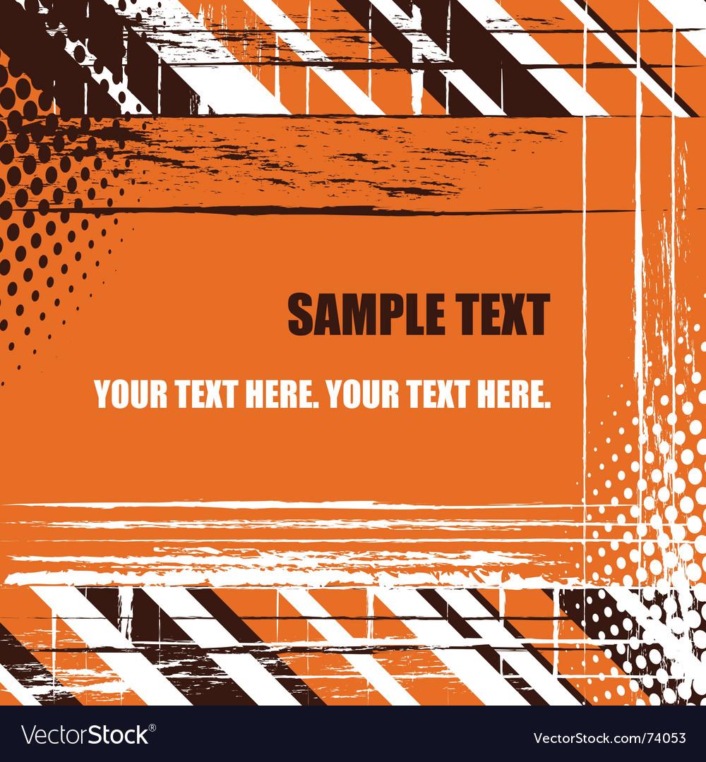 Grunge stripes background vector | Price: 1 Credit (USD $1)