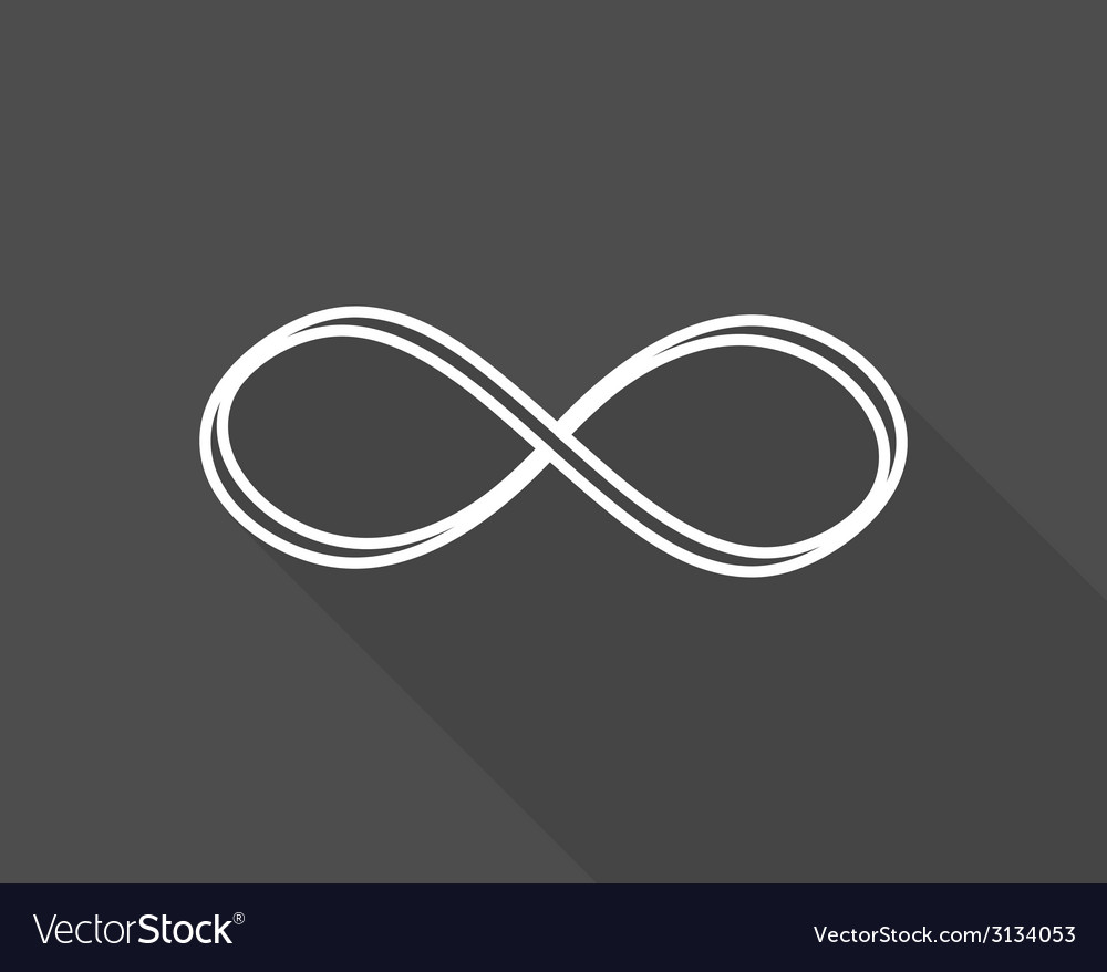 Limitless symbol vector | Price: 1 Credit (USD $1)