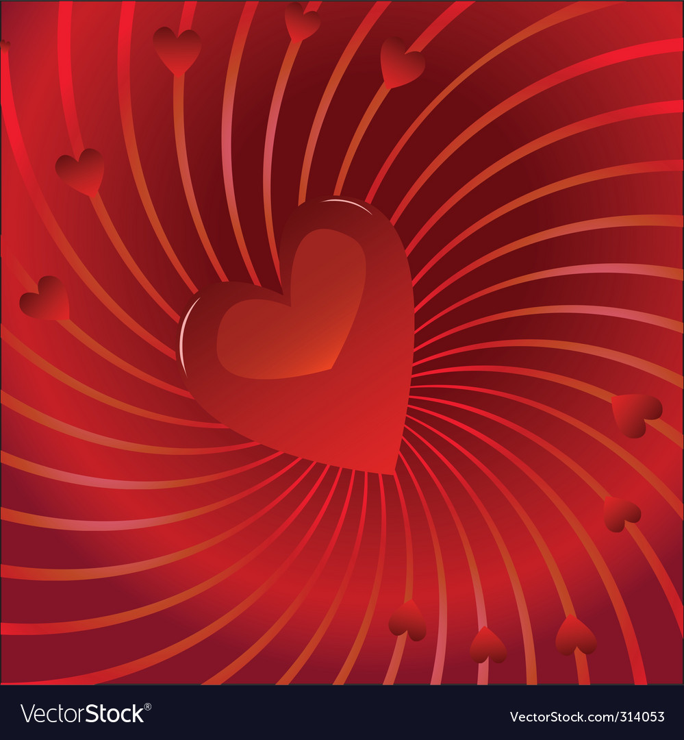 Valentine background romance vector | Price: 1 Credit (USD $1)